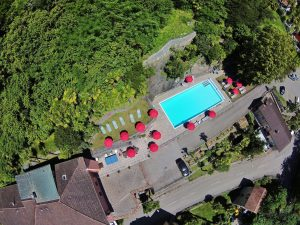 Luftbildaufnahme Arbeitsbeispiel